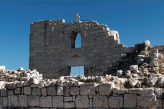 Ruins of the Church of St Georges