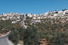 الطيبة - من الجنوب - View of Taybeh